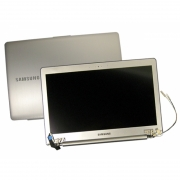 Samsung LED Display-Modul (Display + Deckel + Displayscharnier) Assembly NP730U3E-X03DE