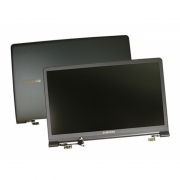 "Samsung LED Display-Modul 15"" (Display + Deckel + Displayscharnier) Assembly NP900X4C-A01DE"