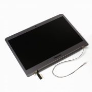 Samsung LED Display-Modul 13,3 (Display + Deckel + Displayscharnier + Displaykabel) Assembly Titan/Silber NP530U3C-A03IT