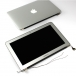 "Apple MacBook LCD Display-Modul 11,6"" Air A1370..."