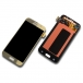 Samsung Galaxy S6 Display-Modul + Digitizer SM-G920F gold