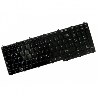 Toshiba Tastatur (Deutsch) Satellite L555-11L