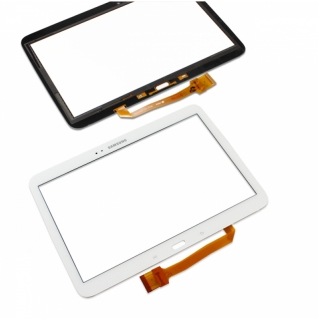Samsung Digitizer Touchscreen Glas Galaxy Tab 3 10.1 GT-P5220 weiß