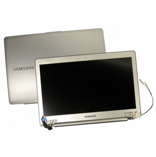 Samsung LED Display-Modul (Display + Deckel + Displayscharnier) Assembly NP730U3E-S01PL