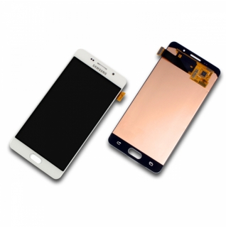 Samsung Galaxy A5 SM-A510F Display-Modul + Digitizer weiß (2016)