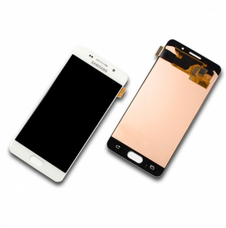Samsung Galaxy A3 SM-A310F Display-Modul + Digitizer weiß (2016)