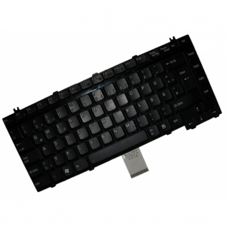 Toshiba Tastatur (Deutsch) Satellite M100-166