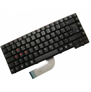 Asus Tastatur (Deutsch) G2PC-7R005M