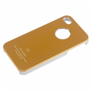 iPhone 4/4S Schutzhülle (Case) Orange