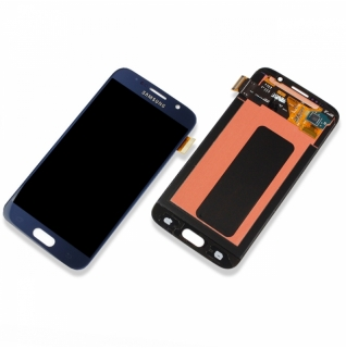 Samsung Galaxy S6 Display-Modul + Digitizer SM-G920F schwarz