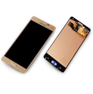 Samsung Galaxy A5 SM-A500F Display-Modul + Digitizer gold