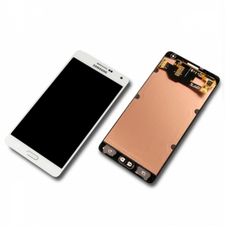Samsung Galaxy A7 SM-A700F Display-Modul + Digitizer weiß