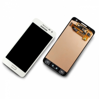Samsung Galaxy A3 SM-A300F Display-Modul + Digitizer weiß