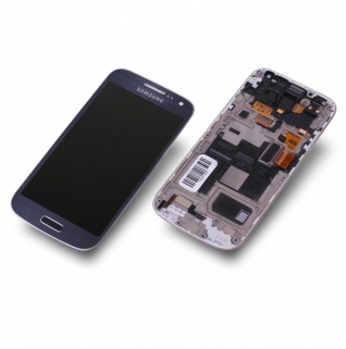 Samsung Galaxy S4 Mini GT-i9195 schwarz/black Display-Modul Einheit