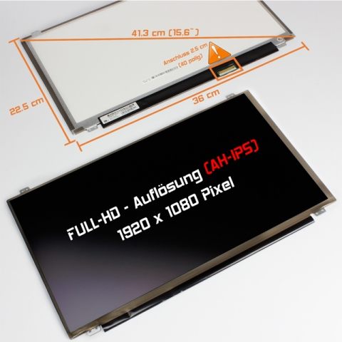 Sony Vaio LED Display (matt) 15,6 VPCSE2X1R/B