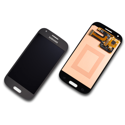 Samsung Galaxy SM-G357FZ Ace 4 Display-Modul grau