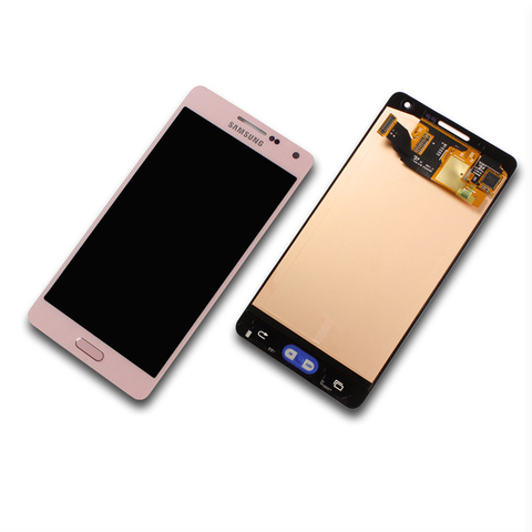 Samsung Galaxy A5 SM-A500F Display-Modul + Digitizer pink