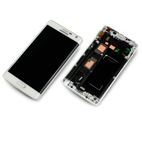 Samsung Display-Modul Galaxy Note Edge SM-N915F weiß