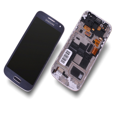 Samsung Galaxy S4 Mini Value GT-i9195i schwarz/black Display-Modul Einheit
