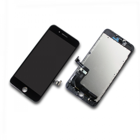 iPhone 8 Plus Komplett Display LCD + Touchscreen Schwarz