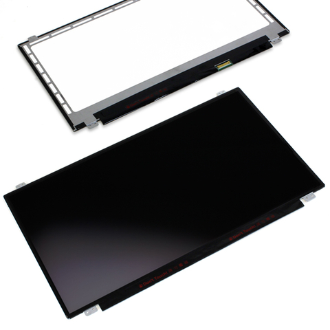 LED Display (matt) 15,6 passend für Dell Vostro Slimline P52F003