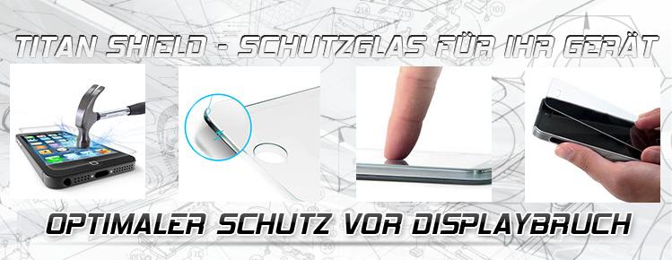 Titan Shield Schutzglas für Smartphones