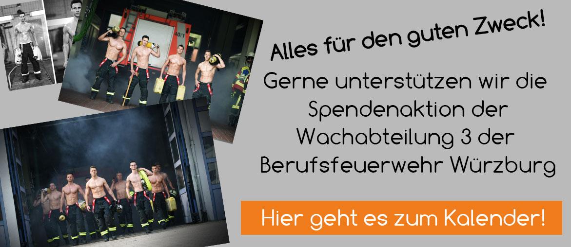 Feuerwehr Kalender 2020 | Würzburg WA3